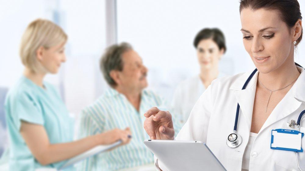 Delion WIFI Hotspots - healthcare
