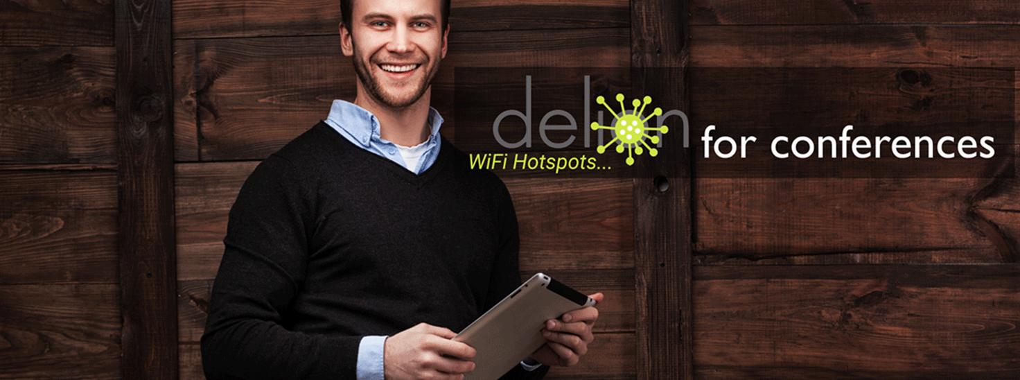 Delion WiFi Hotspots. Leaders in Commerical WiFi