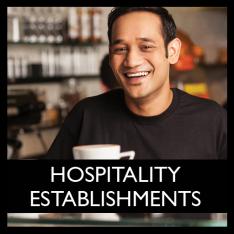 Delion commercial wifi hotspots - Hospitality