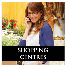 Delion commercial wifi hotspots - Shopping
